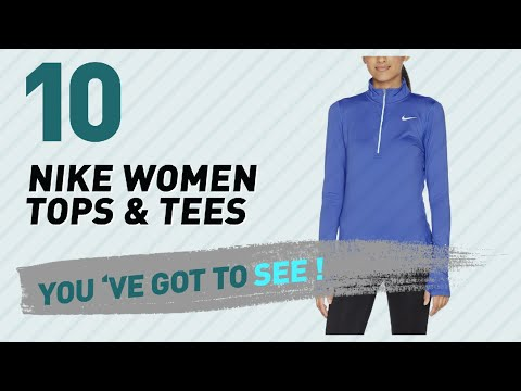 Nike Women Tops Tees Top Collection New Popular