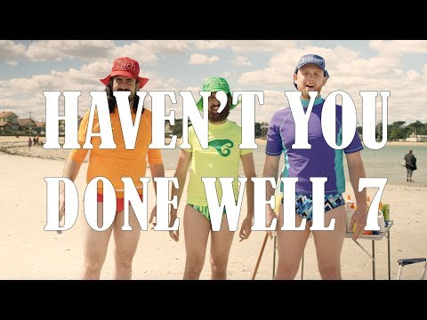 Haven't You Done Well 7: How to Apply Sunscreen Good - How To Do Things Good Ep02