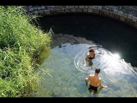 ISRAEL: Hiking The Shvil Israel trail - 1. Galilee
