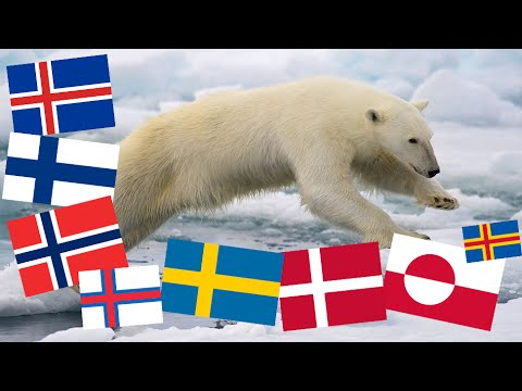 Los Países Nórdicos Y Escandinavia