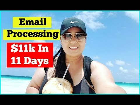 Email Processing System 2017 & 2018 - How To Make Money Online Fast