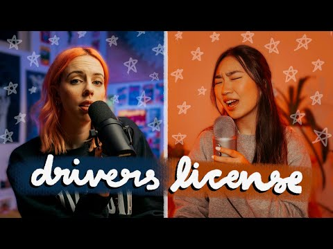 drivers license - olivia rodrigo (cover by Dani Calleiro & JEN Z)