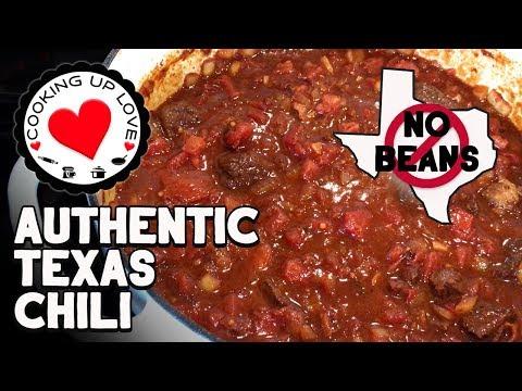 Best Texas Chili Recipe Award Winning  🌶🏆