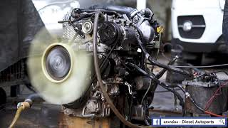 แกะกล่อง ► ISUZU D-MAX เครื่อง 4JK1 ENGINE 2.5 (2,500 cc) COMMON RAIL by gaeglong