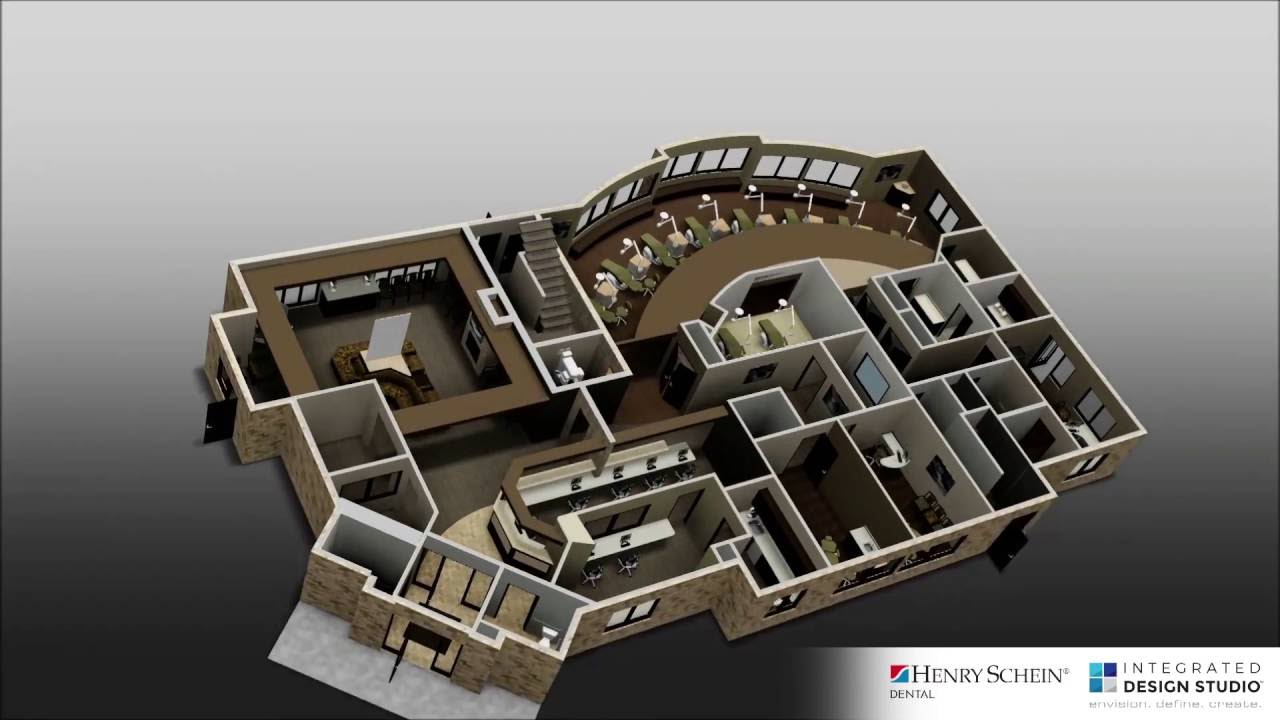 Henry Schein Office Design Henry Schein Integrated Design Studio  Youtube