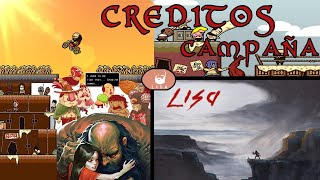 Lisa The Painful Crditos