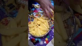 Делаем картофель фри во фритюрнице кит форт 2011