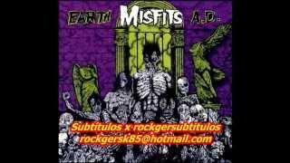 Misfits Death Comes Ripping (subtitulado español)