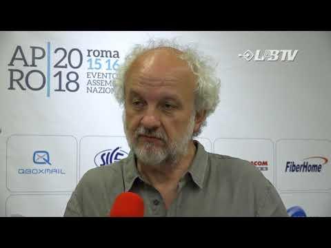 APRO18 - Marco Liss Presidente Nemo srl