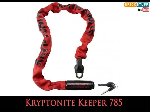 Chaine antivol Kryptonite Keeper 785 Integrated Chain - 000853