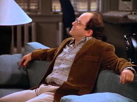 Seinfeld George gets a massage
