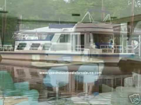 Great Deals On Used Houseboats - Bank Repos, Boat Auctions, Listings - Nationwide!