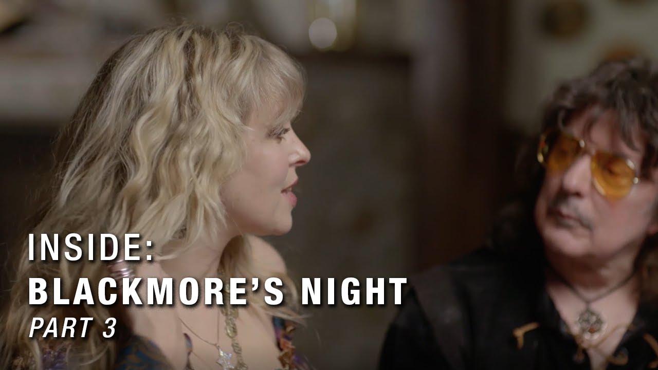 "Inside Blackmore's Night - Part 3 - ""Influences & Creativity"""