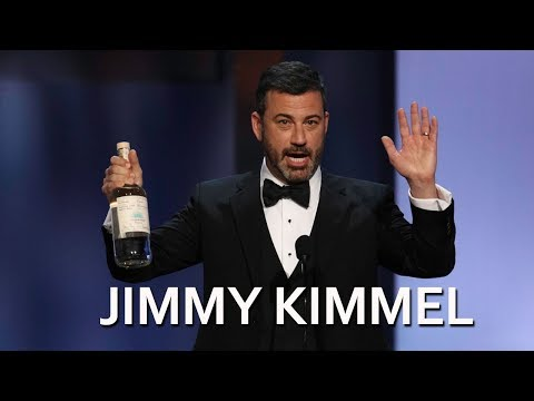 Jimmy Kimmel roasts George Clooney at the 46th AFI Life Achievement Award Tribute