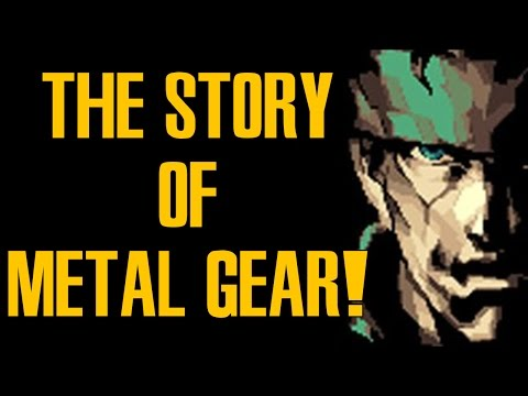 A Look At Metal Gear Solid's Story...