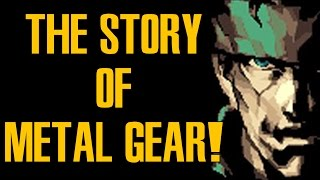 A Look At Metal Gear Solid