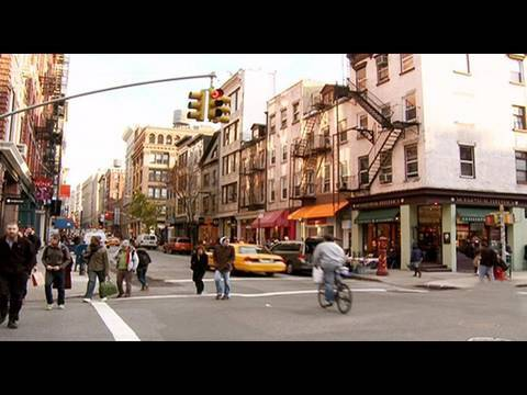 Soho in Style - New York City Fashion & Shopping - on Voyage.tv
