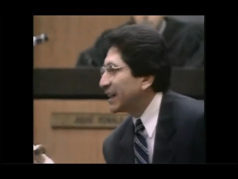 Arizona Prosecutor Juan Martinez: Scott Falater Murder Case - Sleepwalking Defense