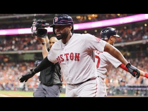 Red Sox vs Astros | ALCS Game 4 Highlights ᴴᴰ