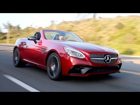 2017 Mercedes-Benz SLC - Review And Road Test
