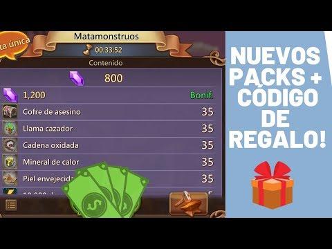 Lords Mobile - Análisis De Nuevos Packs Del Juego + Código De Regalo Zalamanza!