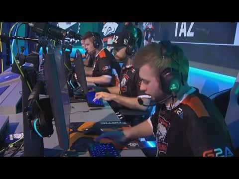 Taz ace vs. SK Gaming Semifinal ESL One Cologne 2016