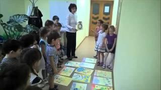 ИЗО. детский сад №20 _1е занятие29.02.16