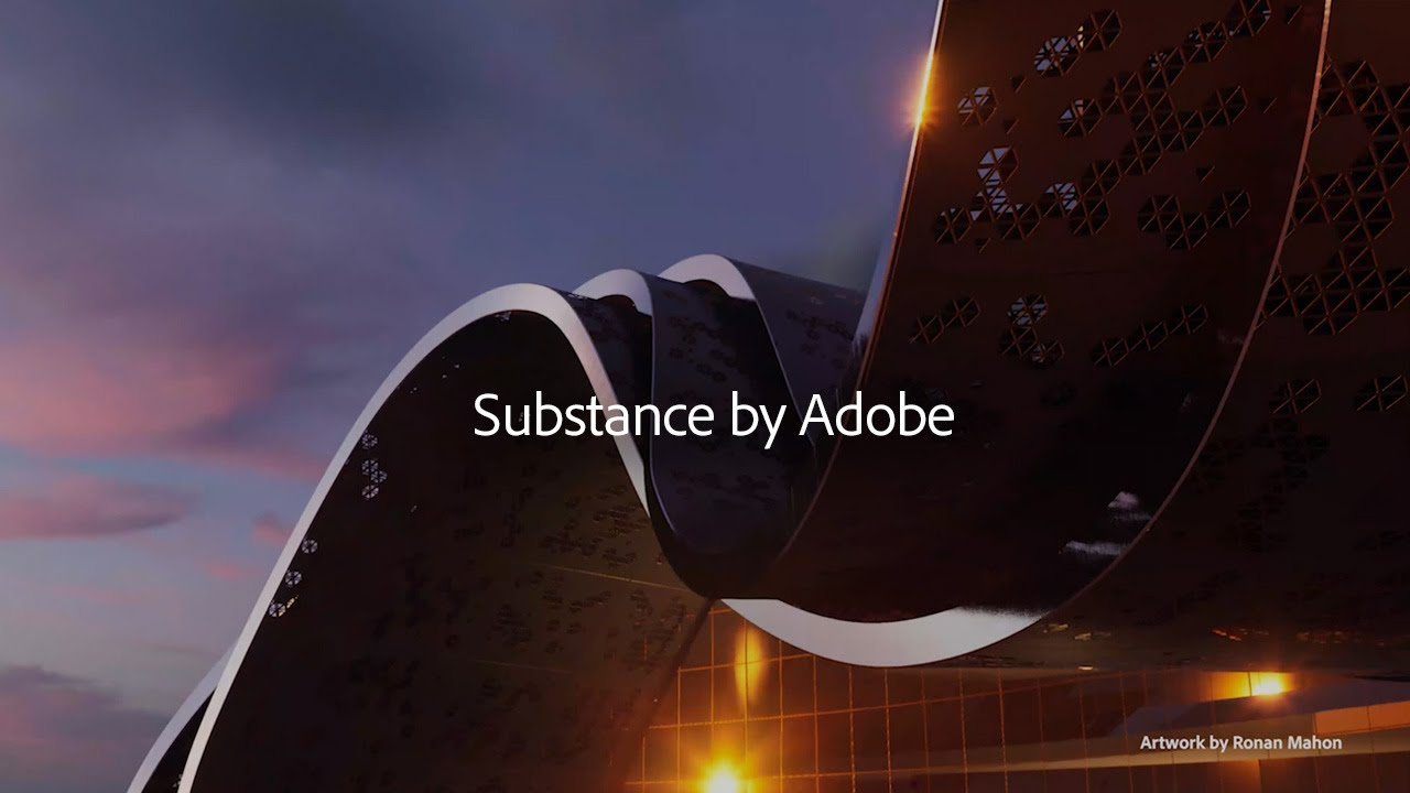 Substance by Adobe - YouTube
