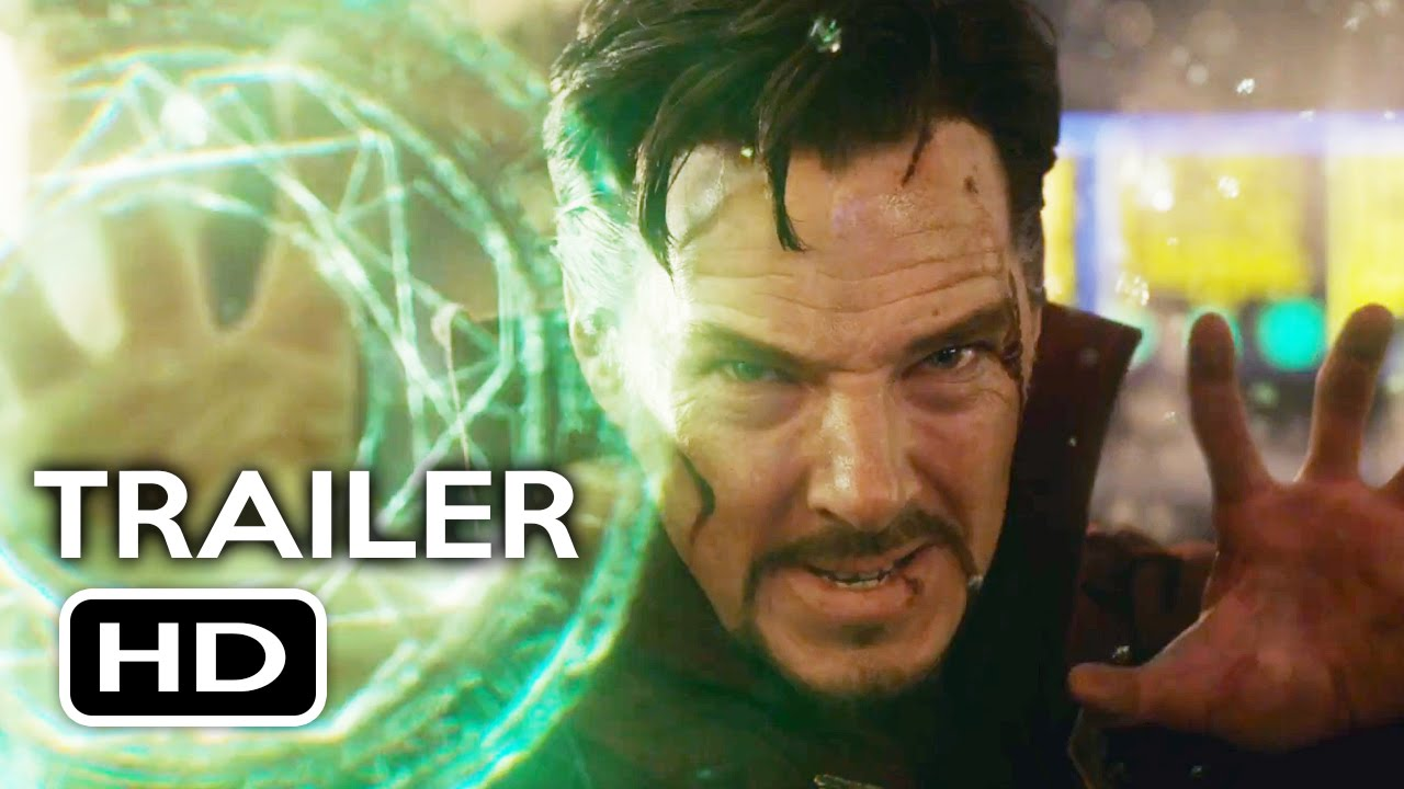 Trailer Dr Strange