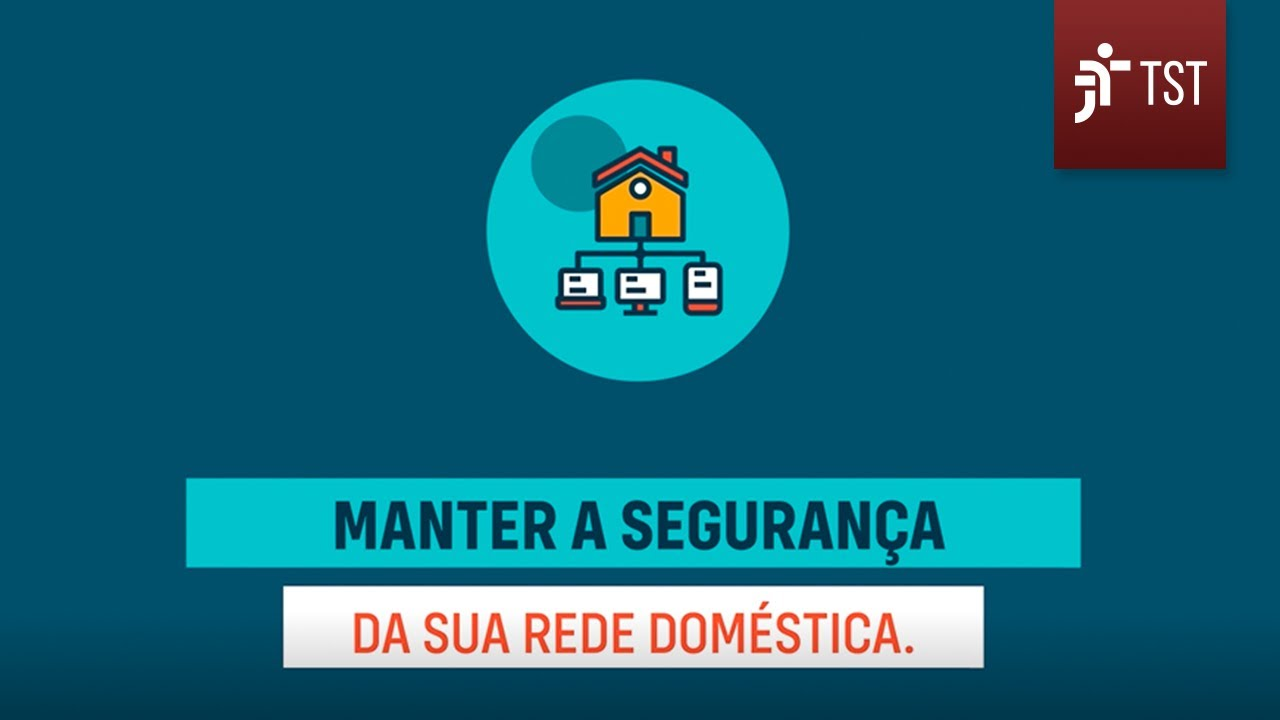 Segurança da informação   Mantendo a segurança da sua rede doméstica
