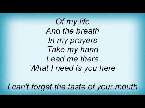 Dave Matthews Band - Love Of My Life Lyrics