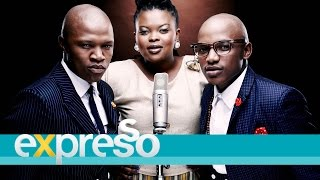 "The Soil perform ""Inkomo"" on Expresso Show"