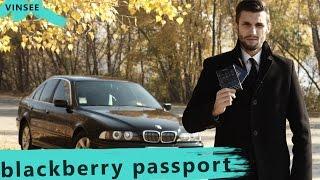 Огляд квадратного смартфона преміум класу - BlackBerry Passport