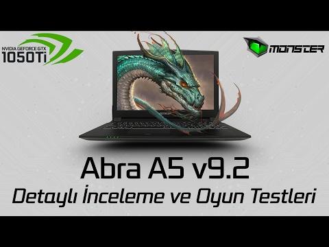 ABRA A5 V9.2 Detaylı İnceleme ve Oyun Testleri