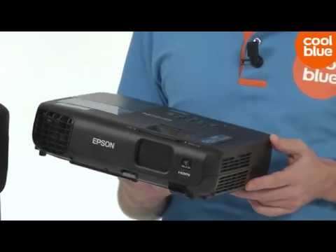 Epson EB-S03 beamer productvideo (NL/BE)