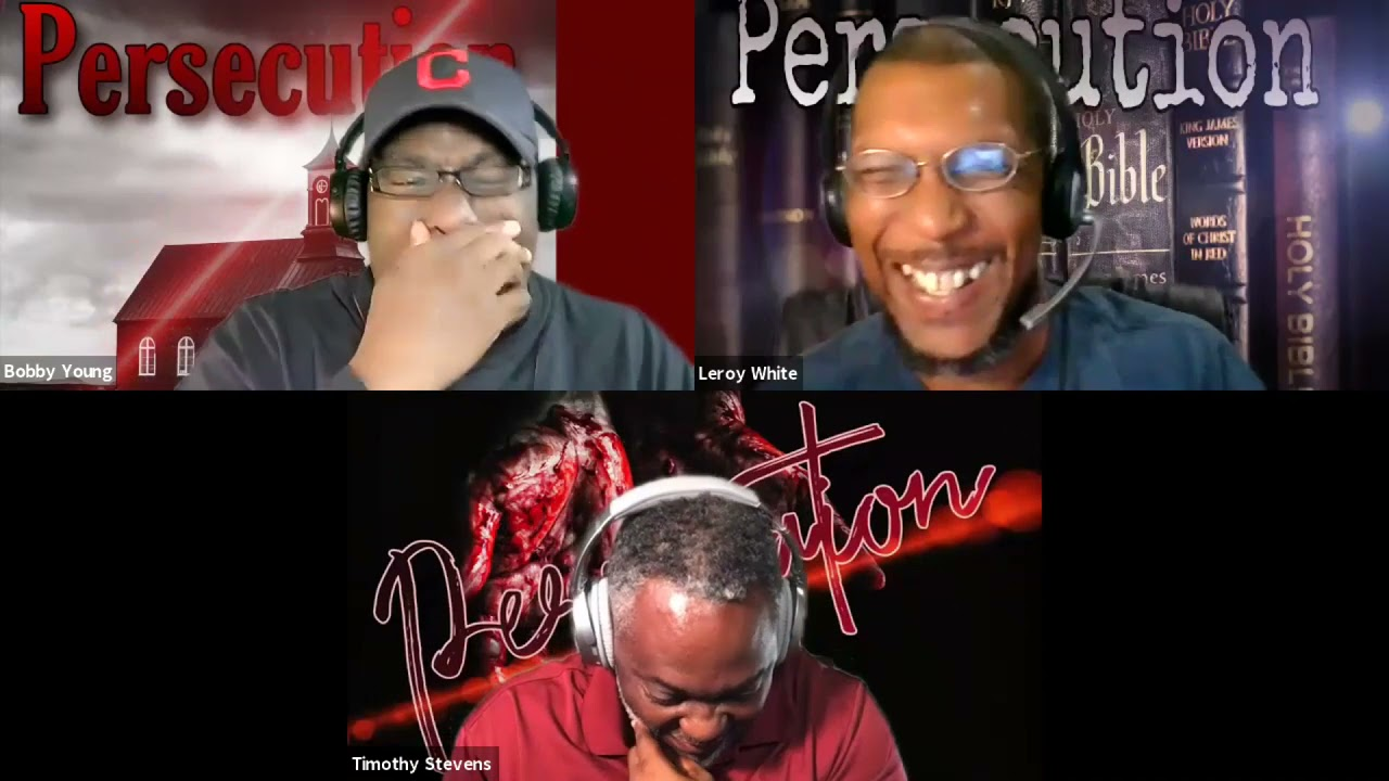 Iron Sharpeneth Iron: Persecution