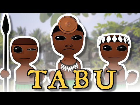 The Tribe That Cursed Too Much - the linguistics behind Oceanic taboos