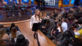 Teen Rejects Residential Therapy Program, Walks Off Dr. Phil Stage For A Second Time thumbnail