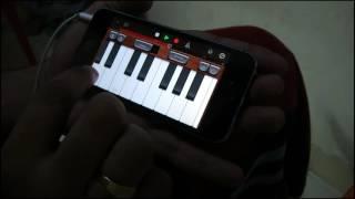 Kabira | Encore | iPhone | GarageBand | Instrumental | Cover | Yeh Jawani Hai Deewani