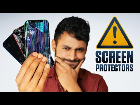 DON'T buy a Screen Protector before watching this.