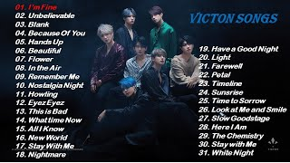 [PLAYLIST] VICTON SONGS 2016 -2020