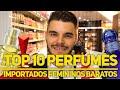TOP 10 PERFUMES BARATOS IMPORTADOS FEMININOS