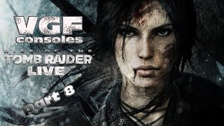 Rise of The Tomb Raider Xbox one VGF consoles LIVE(8)
