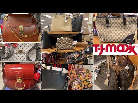 TJ Maxx High End Purses * Designer & Fashion Handbags $ PRICES ~ Shop With Me 2019