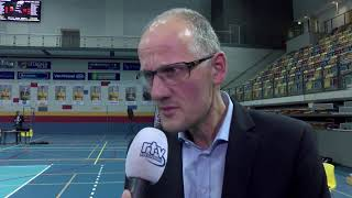 Live volleybal