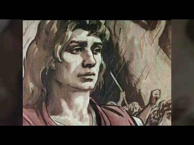 Изображение предпросмотра прочтения – ИгорьГригорьев читает произведение «Старуха Изергиль» М.Горького