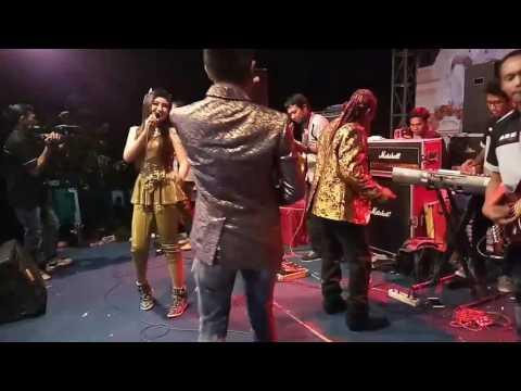 Jihan audy feat Gerry mahesa live lamongan