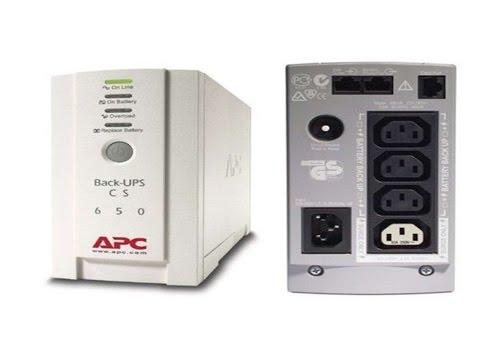 Apc back-ups es 350 manual