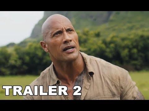 Jumanji 2 En La Selva Trailer 2 Subtitulado 2017 Youtube