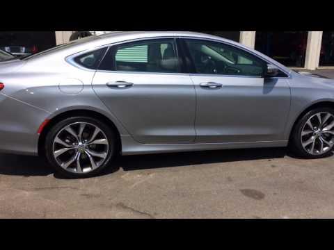 The ALL NEW 2015 Chrysler 200